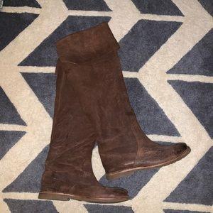 Frye Celia Over the Knee Boot
